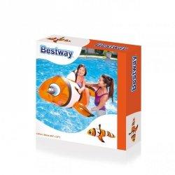 Bestway 41088  DMUCHANA RYBA DO PŁYWANIA 1.57m x 94cm (1717, Bestway)