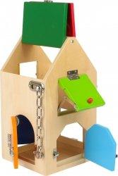SMALL FOOT Domek Zamków - Kłódka zabawka