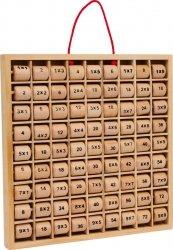 SMALL FOOT Drewniana Tabliczka Mnożenia RIO