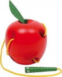 SMALL FOOT Przeplatanie Gąsienicy Przez Jabłko