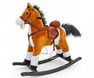 Milly Mally Koń Mustang jasny brąz (0073, Milly Mally)