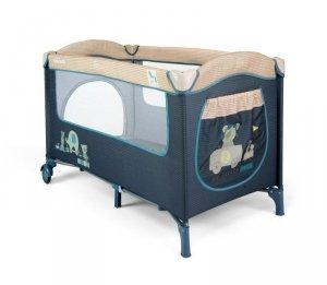Milly Mally Łóżeczko Mirage Blue Toys (0448)