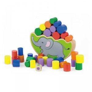 Viga 50390 Gra 2w1 - balansujący słoń