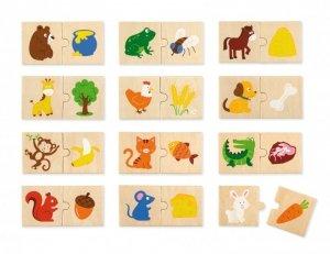 Viga 51607 Puzzle nakarm zwierzątko
