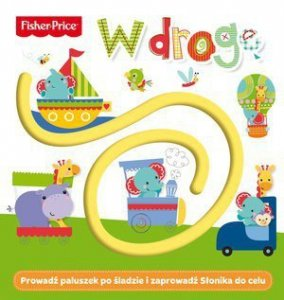 Fisher Price W drogę