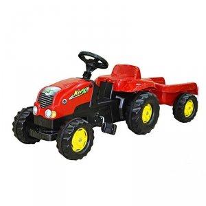 Rolly Toys rollyKid Traktor na pedały z przyczepą Ciągnik 2-5 Lat