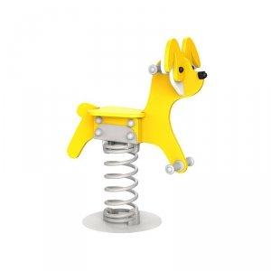 Woopie Bujak Sprężynowiec Pies HDPE Fairytale