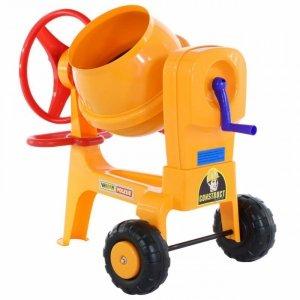 Betoniarka dla dzieci Wader z regulacją i kółkami