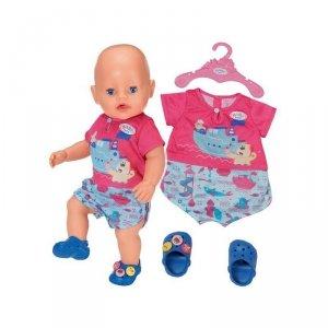 Baby Born Ubranko Piżama i Buciki dla Lalki 43 cm