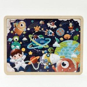 CLASSIC WORLD Puzzle Kosmos