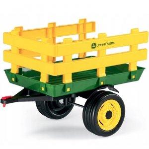 Przyczepa do traktora Peg Perego John Deere
