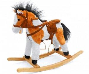 Koń Łatek jasny brąz