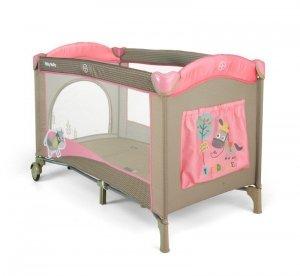 Łóżeczko Mirage Pink Cow