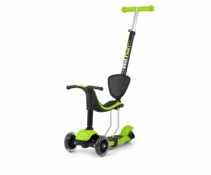 Scooter Little Star Green