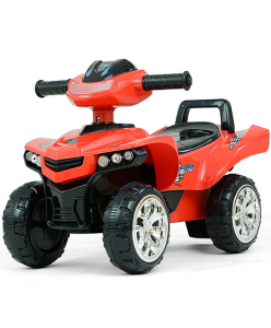 Pojazd Monster Red