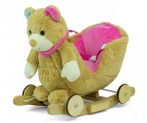 Miś Polly - Pink Bear