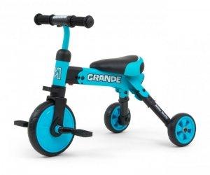 Rowerek 2w1 Grande Blue