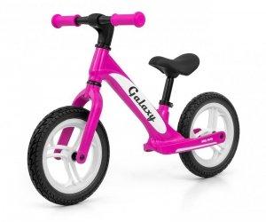 Rowerek Biegowy Galaxy Pink