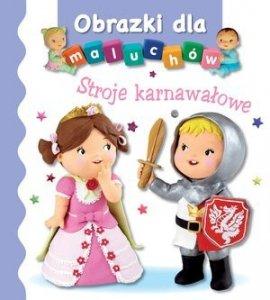 KS14 Obrazki dla maluchów.Stroje karnawałowe.