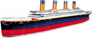 SMALL FOOT Puzzle 3D Statek Titanic