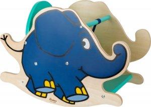 SMALL FOOT Rocking Elephant Die Maus - bujak (słonik)