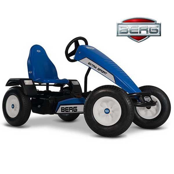 BERG Gokart Na Pedały Extra Sport Niebieski BFR