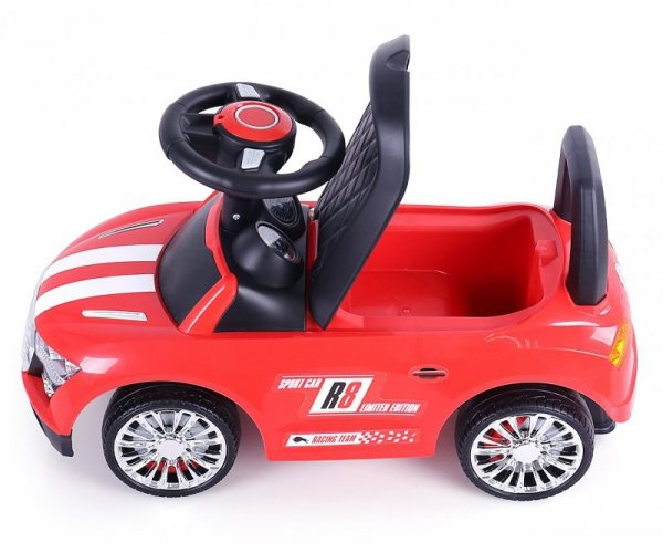 Milly Mally Pojazd Racer Red (0976, Milly Mally)