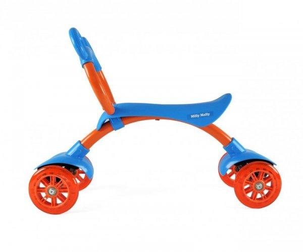 Pojazd Orion Flash Blue-Orange