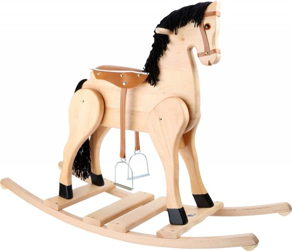 "SMALL FOOT Rocking Horse ""Deluxe"" - konik na biegunach"