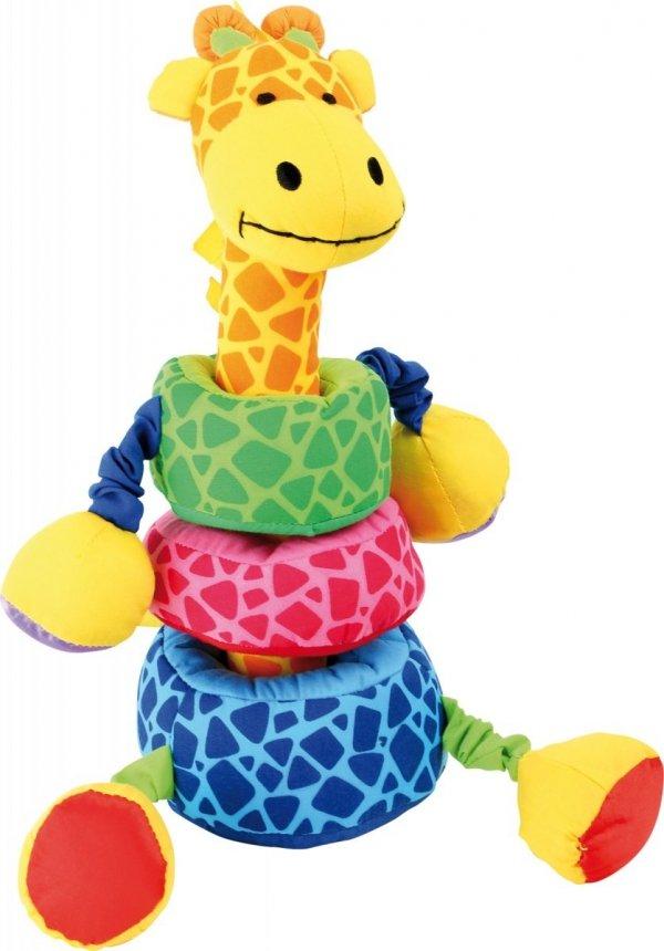 SMALL FOOT Pluszowa Żyrafa Do Składania