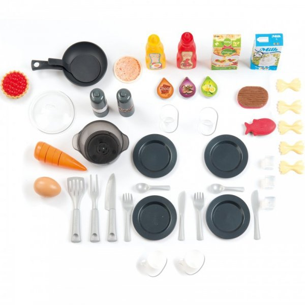 Smoby Kuchnia Dla Dzieci Evolutive Grand Chef 43 Akc. Taboret