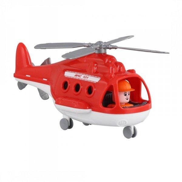 Helikopter Strażacki Alfa Wader QT