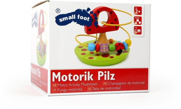 "SMALL FOOT Motor Activity ""Mushroom"" - Pętla motoryczna (grzyb)"