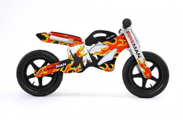 Rowerek Biegowy GTX Straż