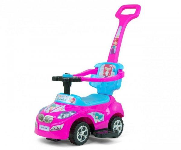 Pojazd Happy Pink-Blue