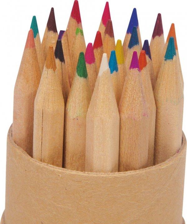 "SMALL FOOT Crayons ""Nature"" - kredki naturalne"