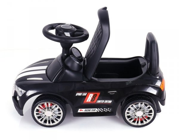 Milly Mally Pojazd Racer Black (0977, Milly Mally)