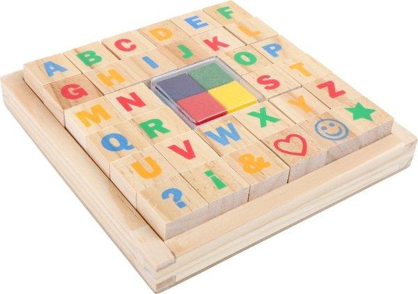 SMALL FOOT Drewniane Stemple dla Dzieci