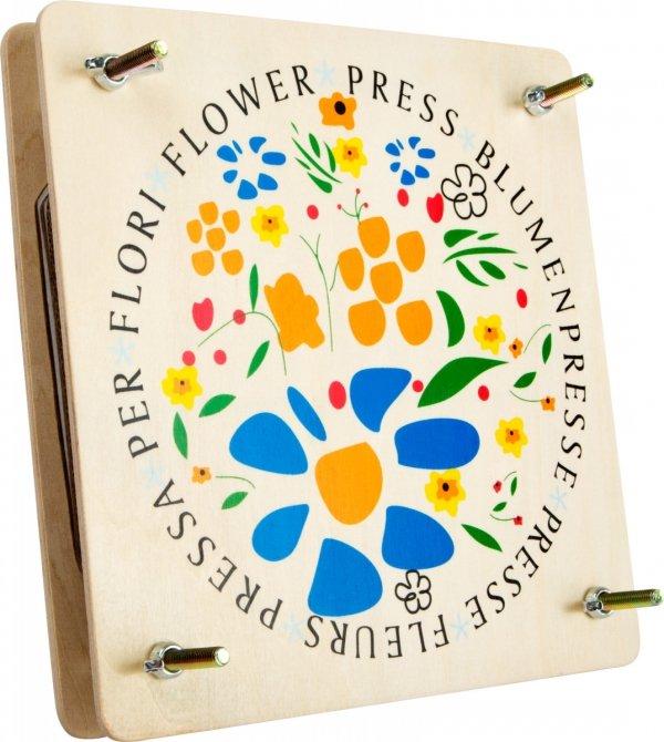 SMALL FOOT Prasa do Suszenia Kwiatów