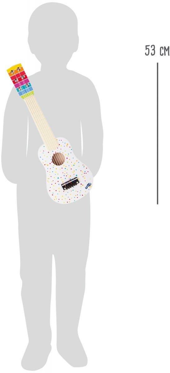 SMALL FOOT Gitara - instrument dla dziecka