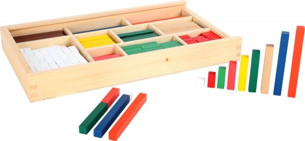 SMALL FOOT Liczydło dla Dzieci - Tabliczka Mnożenia