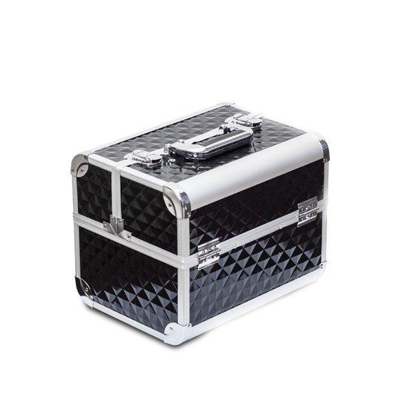Kuferek kosmetyczny Black Diamond