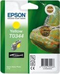 Atrament do Epson Stylus Photo 2100 - żółty T0344