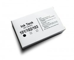 Tusz zamiennik Yvesso do CANON PFI-101BK 130 ml black do IPF5000/5100/6000/6100/6200