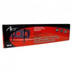 UCHWYT DO MONITORA PLASMA/LCD czarny 30-50'' do 60KG AR-18 ART