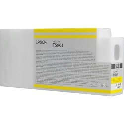 Epson tusz YELLOW 7700/7900/9700/9900/9890/WT7900 350ml C13T596400