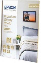 Papier Epson Premium Glossy Photo Paper 255g/m, A4, 15 arkuszy S042155