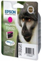 Tusz (Ink) T0893 magenta do Epson Stylus S20/SX100/SX105/SX200/SX205/SX400/SX405/BX300F