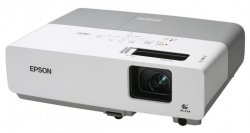 Projektor multimedialny EPSON EMP-83H + Kamera TOSHIBA Camileo P10  za 1 PLN