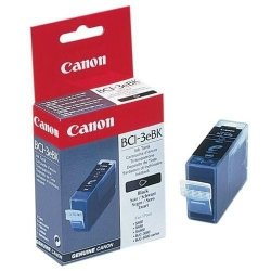 Wkład Czarny Canon BCI-3Bk